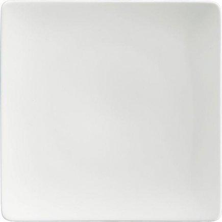Szögletes sekély tányér Schönwald Finne Dining 27x27 cm